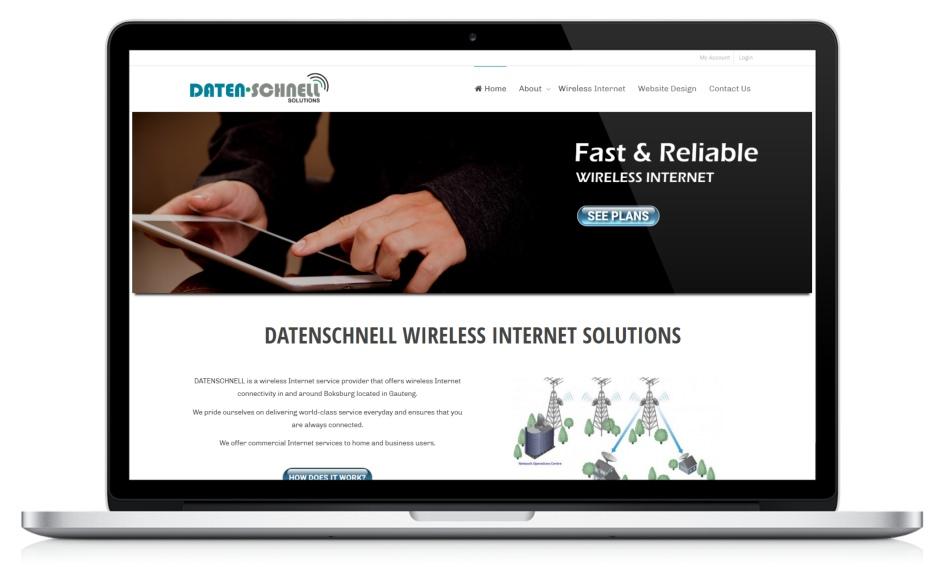 datenschnell wireless internet