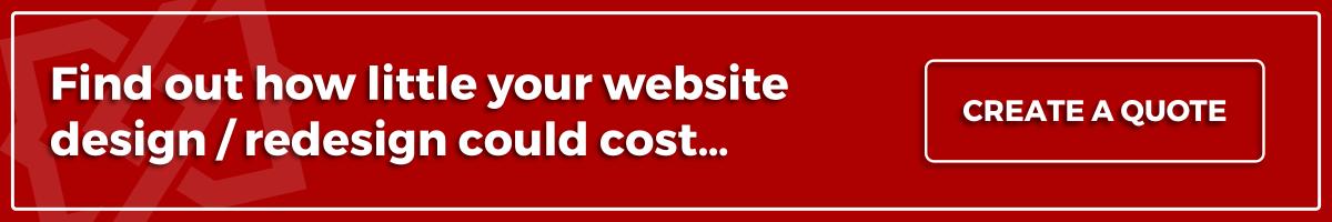 Request A Website Design Quotation